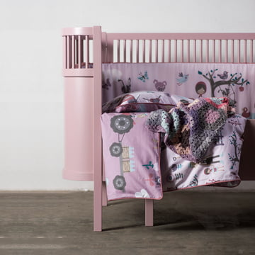 Das Sebra Bett Baby & Junior mit der Farm Kollektion