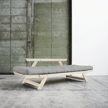 Bebop Sofa von Karup in Grau