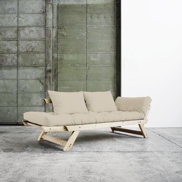 Bebop Sofa von Karup in Beige