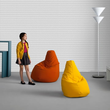 Sacco Sitzsäcke von Zanotta