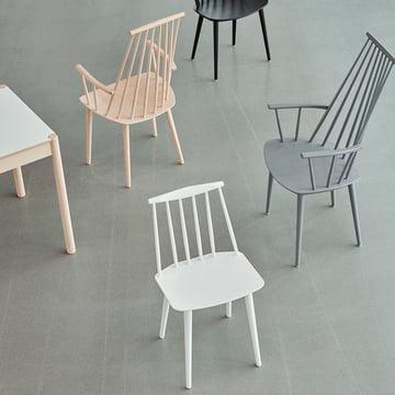 Der Hay - J110 Stuhl und J77 Stuhl