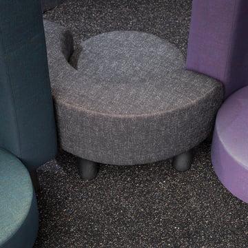 Der Pulpo - Pow, Boom und Kaboom Chair gemeinsam arrangiert