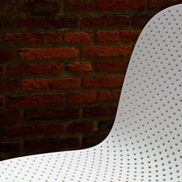 13Eighty Stuhl von Studio Scholten & Baijings für Hay in Weiss