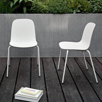 13Eighty Stuhl von Studio Scholten & Baijings für Hay in Weiß