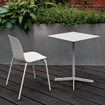 13Eighty Stuhl und Neu Tisch von Hay