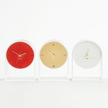 Die Kartell - Air du Temps Tischuhr