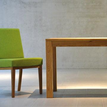 Cana Holztisch von Jan Kurtz