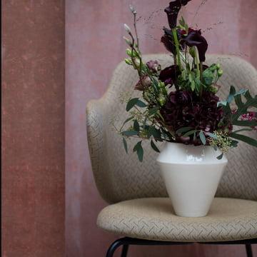 Lassen Chair mit Rimm Vase von by Lassen