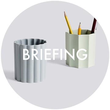 Einrichtungsberatung - Briefing
