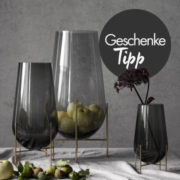 Besonders und einzigartig: die Échasse Vase