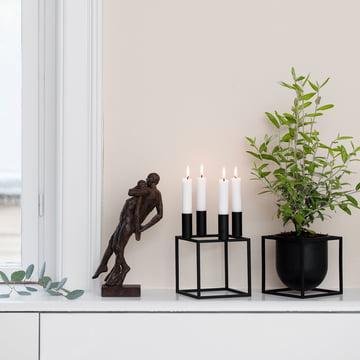 Architektonischer Kerzenhalter von by Lassen