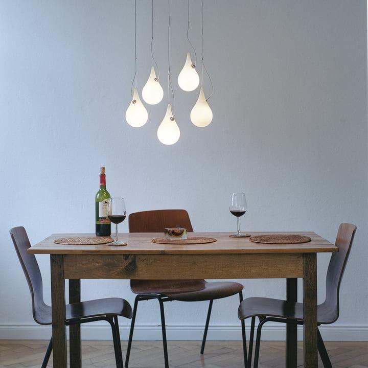 Drop_2xs LED Pendelleuchte von Next Home
