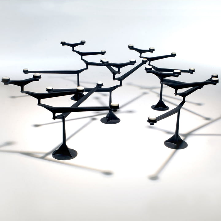 Tom Dixon - Spin Kerzenständer