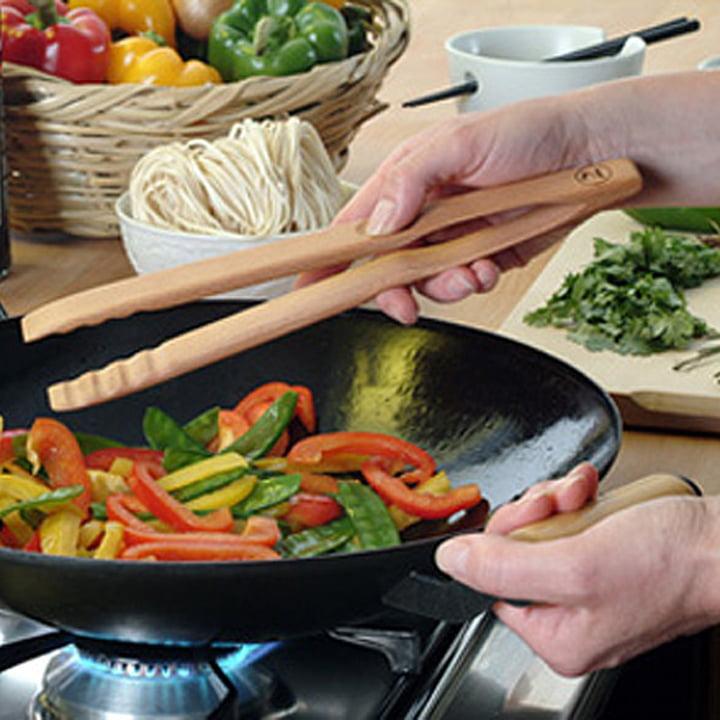 Küchenzange Gretchen - Anwendungsbild