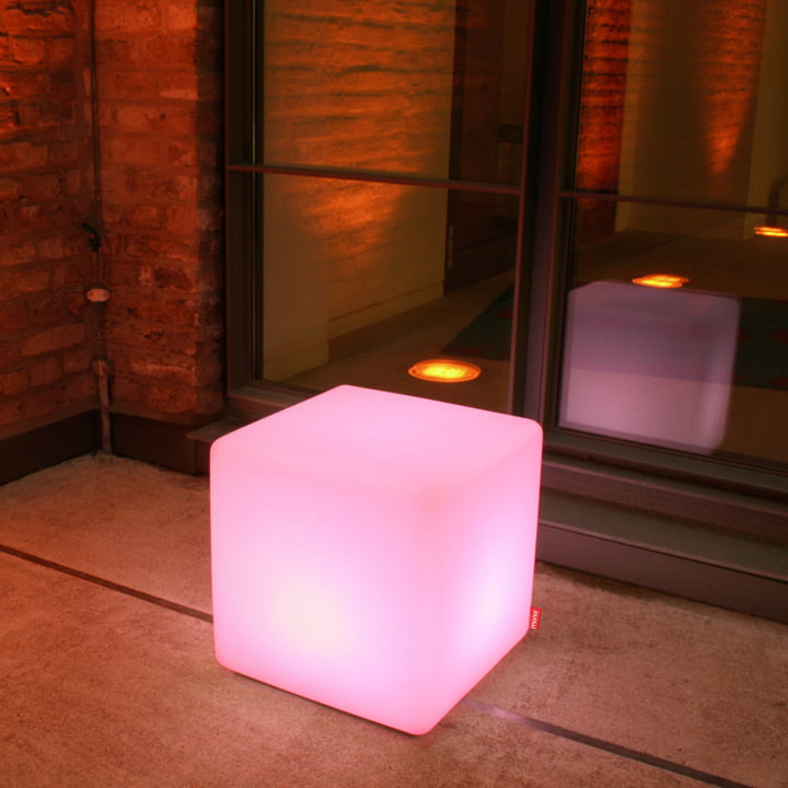 Moree LED Cube Outdoor - Ambiente