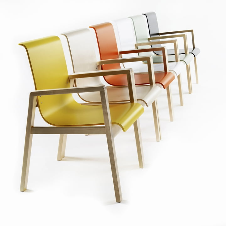 Artek - 403 Hallway Sessel, Gruppe