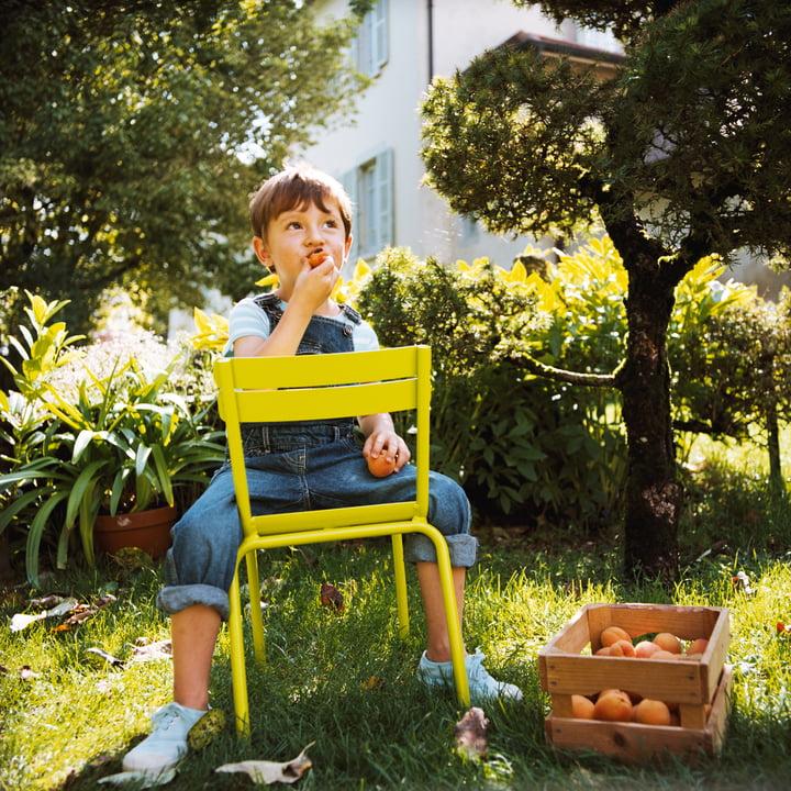 Luxembourg Kid Kinderstuhl von Fermob