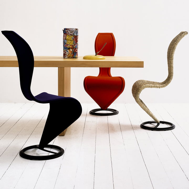 Cappellini - S-Chair - Ambiente -1