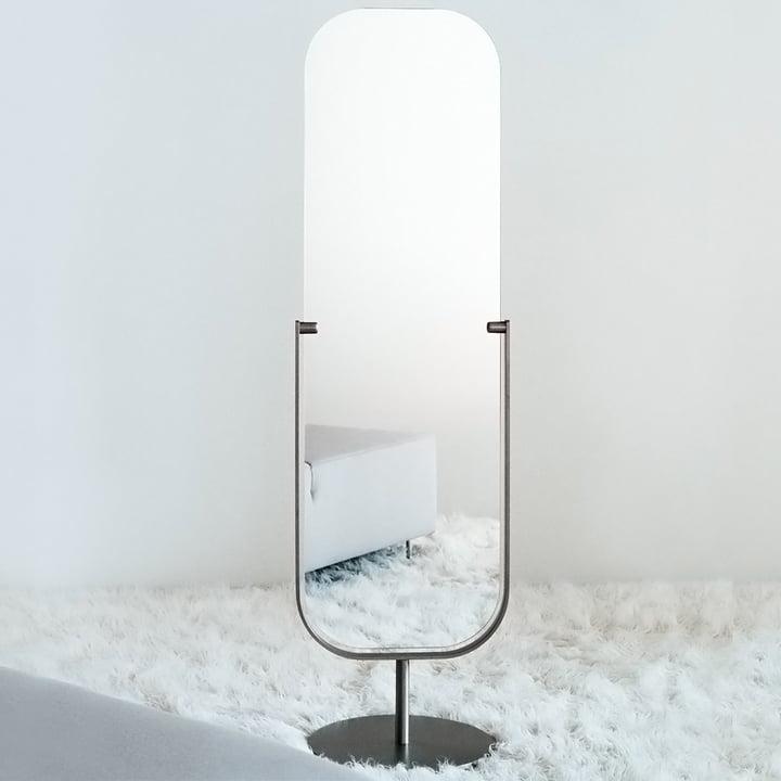 Zweiseitiger Mirror Bodenspiegel von Cappellini