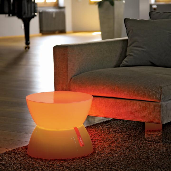 Moree - Lounge Tisch Mini LED, multicolour