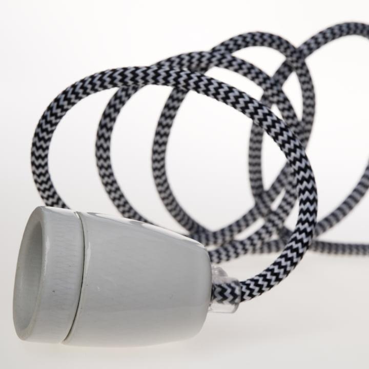 Graues Kabel für Classic von NUD Collection