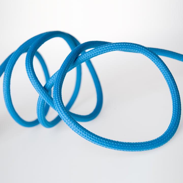 Blaues Kabel für Classic von NUD Collection
