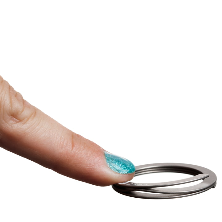 Drosselmeyer - Free-Key Schlüsselring, Anwendung