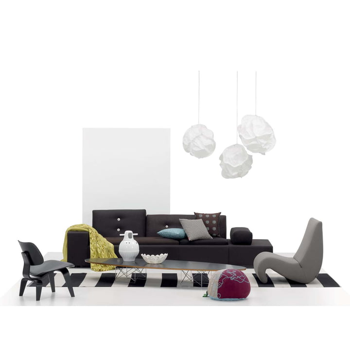 Vitra - Bovist Sitzobjekt, Lacemaker - Ambiente