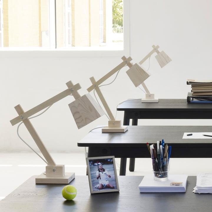 Muuto - Wood Lamp