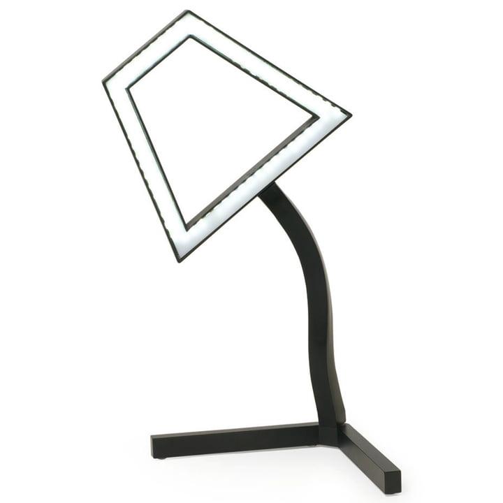 2D LED Tischleuchte von Skitsch in Weiss