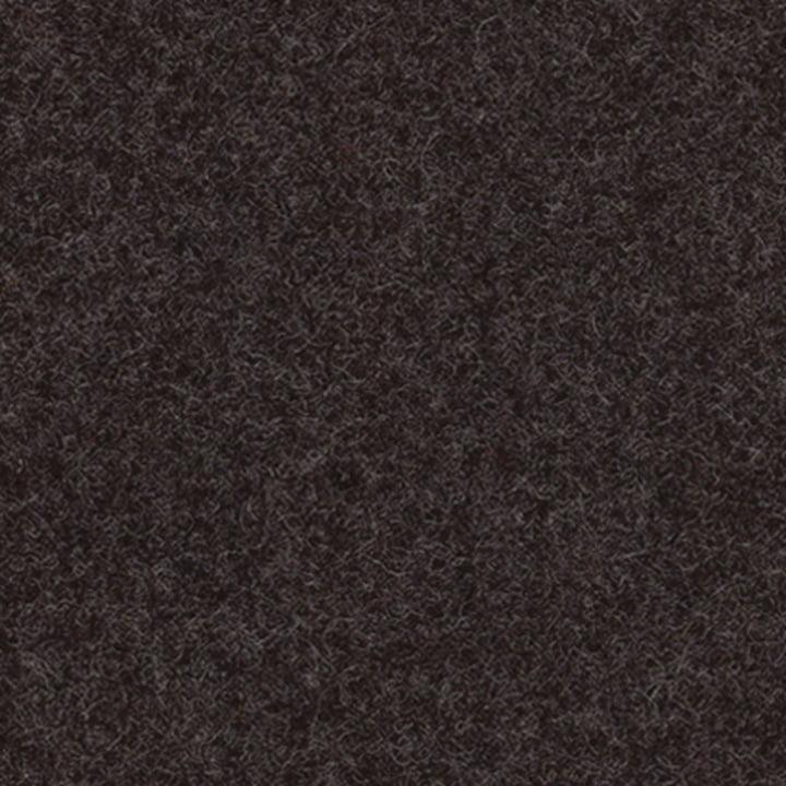 Stoffmuster dunkelgrau Filz 610