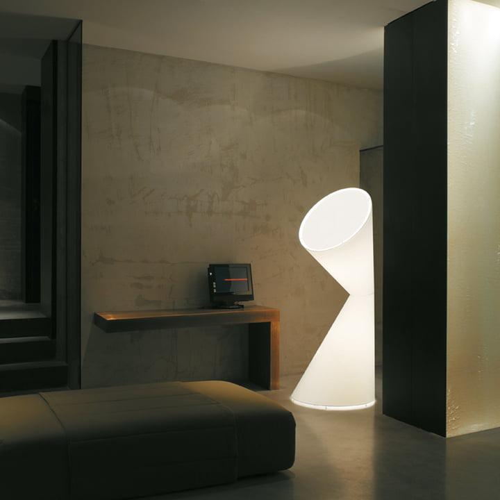 Kundalini - La La Lamp, weiss