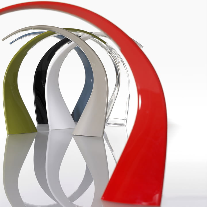 Kartell - Taj Mini Tischleuchte - Gruppe, Farben