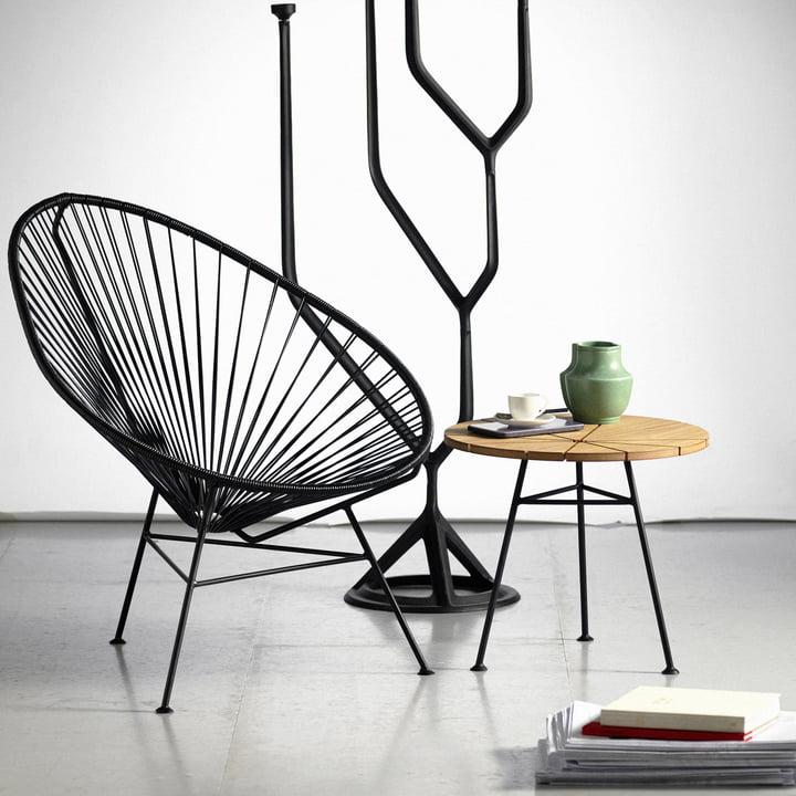 OK Design - The Bam Bam, klein, Eiche