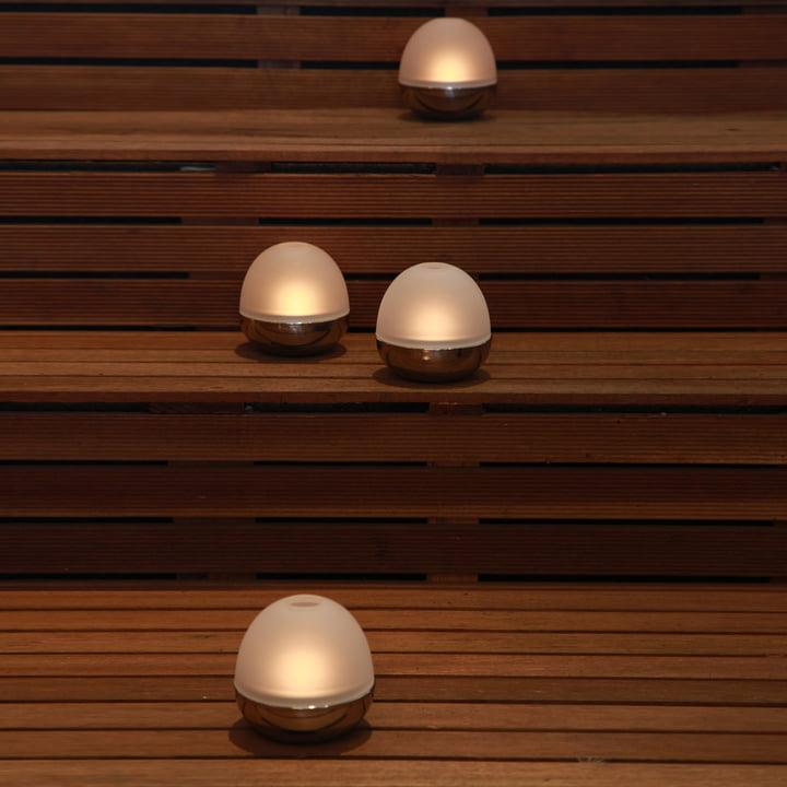 Philippi - Lightball Windlicht - Gruppe