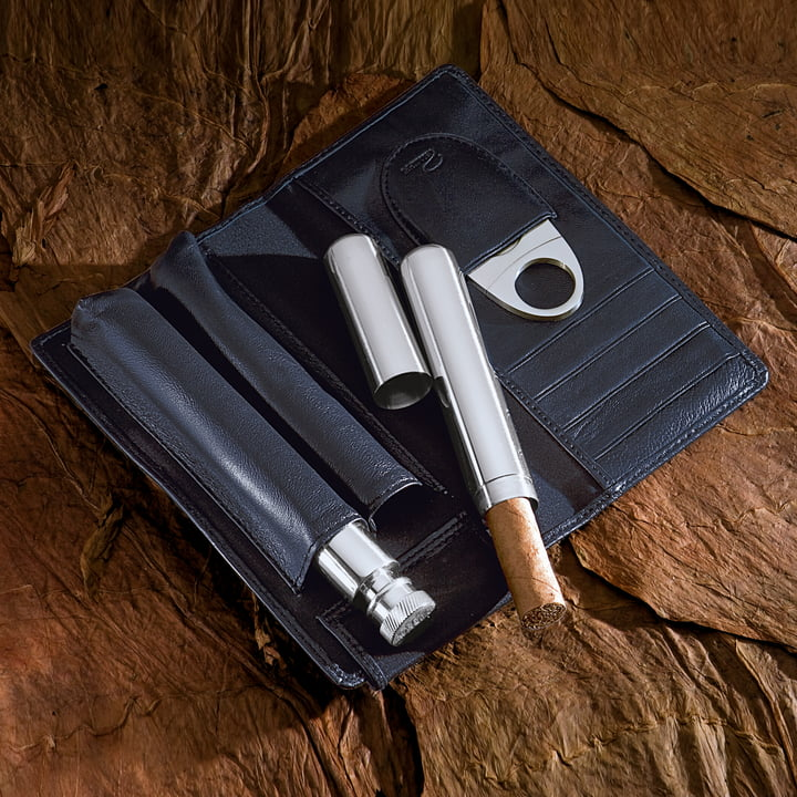 Churchill Zigarrenetui von Philippi