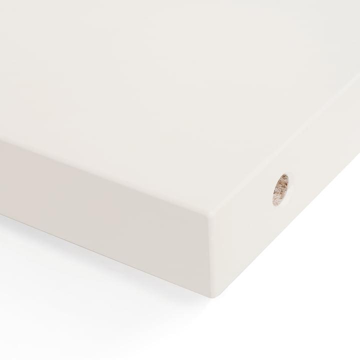 Flötotto - Regalsystem 355 - Regalboden, weiss lackiert