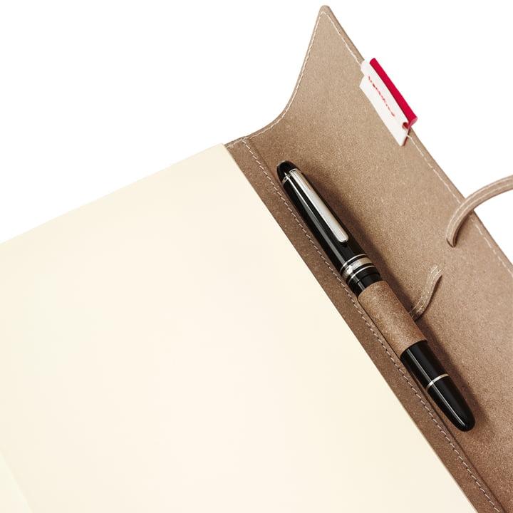 Holtz - sense Book Flap - Stifthalter