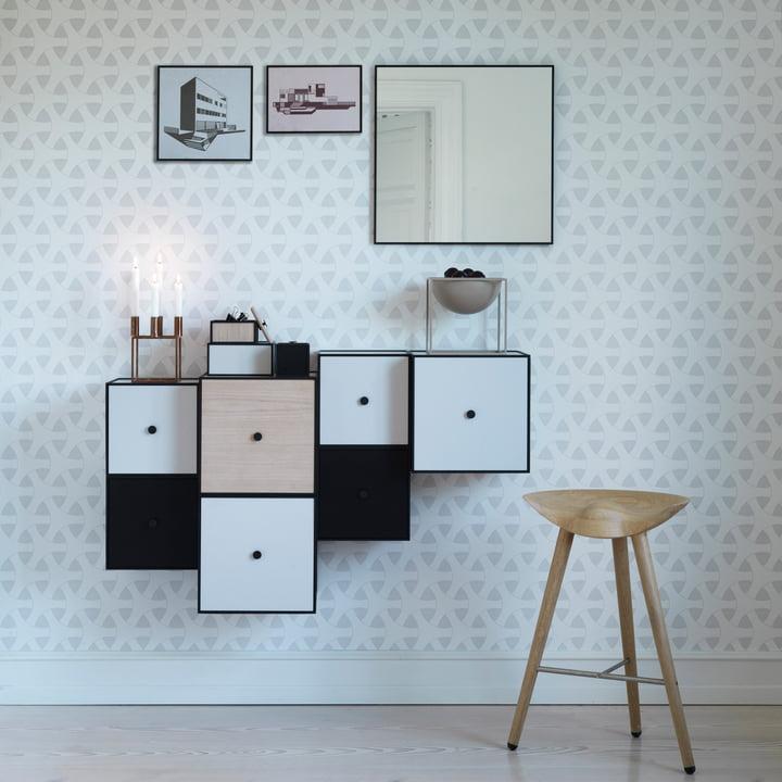 Kunstdrucke, Bilderrahmen und Wandschränke von by Lassen