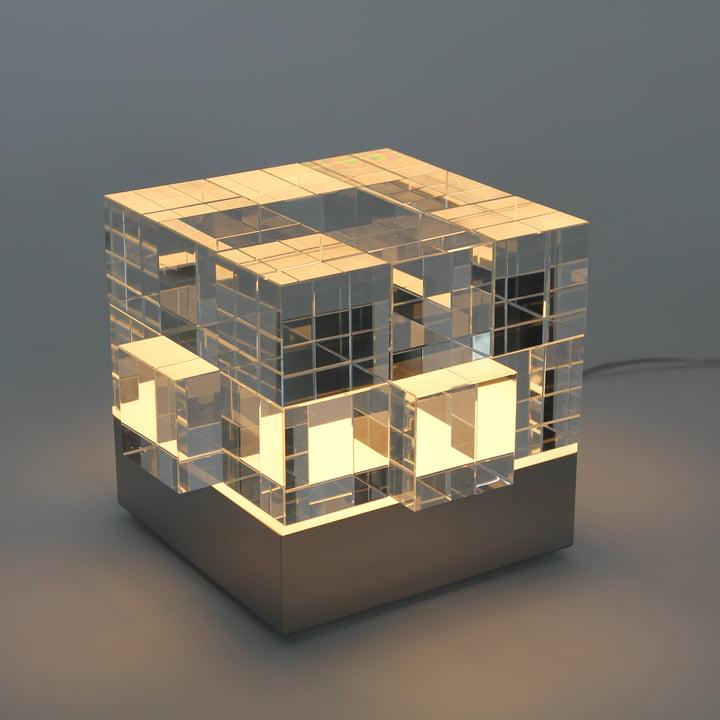 Tecnolumen - Cube Light, klar