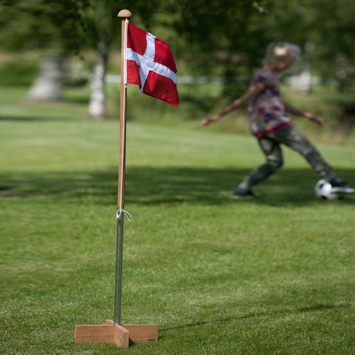 Skagerak - Willkommen Fahne, Dänemark - Garten, Kind