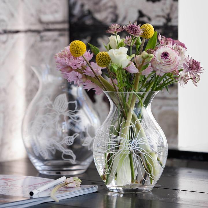 Rosendahl - Saga Magnolie Vase, 19 cm, beide Grössen