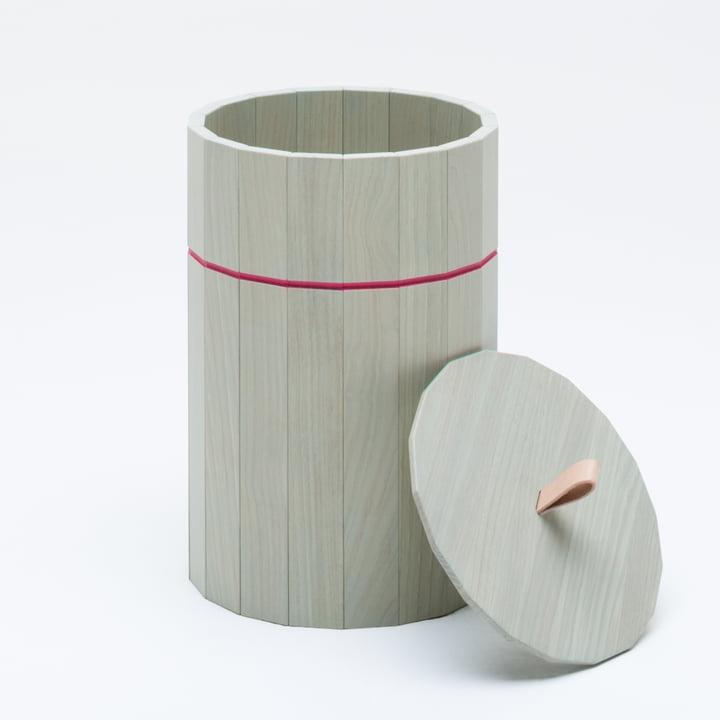Der Karimoku New Standard - Colour Bin in grün