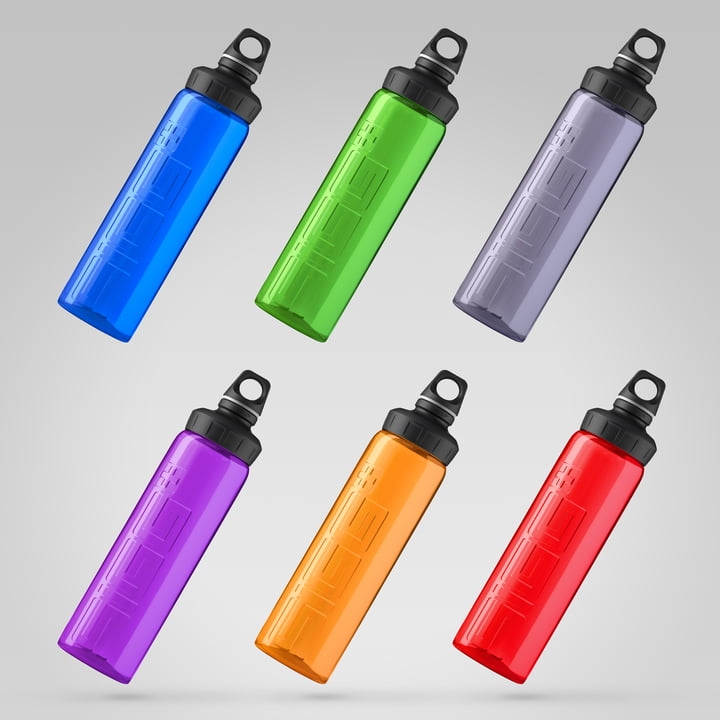 Sigg - VIVA Flasche - Gruppe, Farben