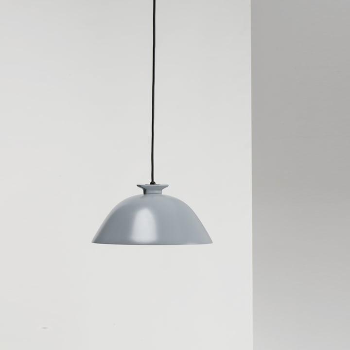 Wästberg - Sempé Pendelleuchte w103s1, silvergrey