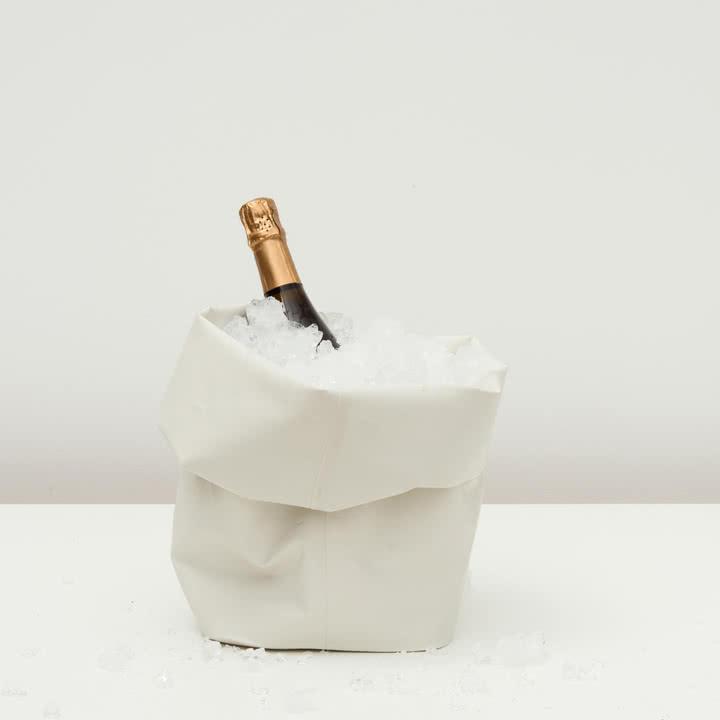 Roll-Up von L&Z: Vielseitig verwendbar - auch als Weinkühler!