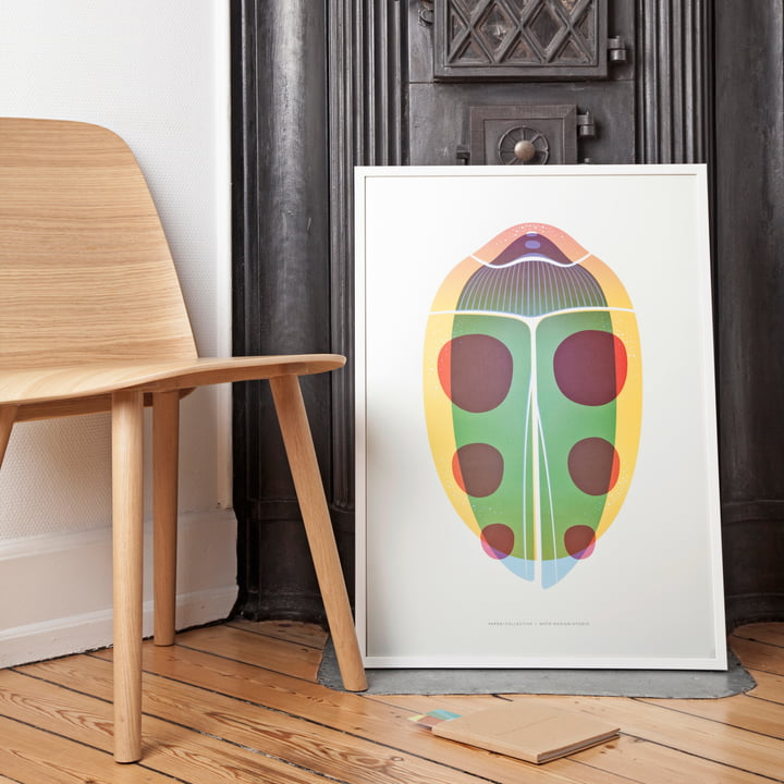 Paper Collective - Poster Beetle 01