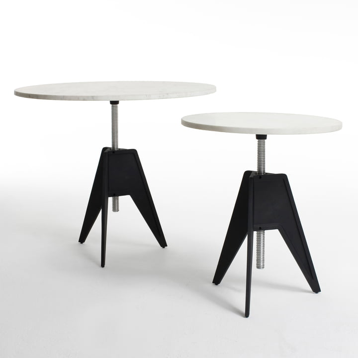 Screw Table in Gross und in Klein von Tom Dixon