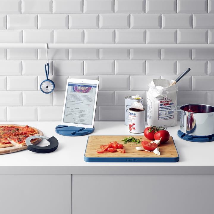 Küchenutensilien mit Stil und Funktion