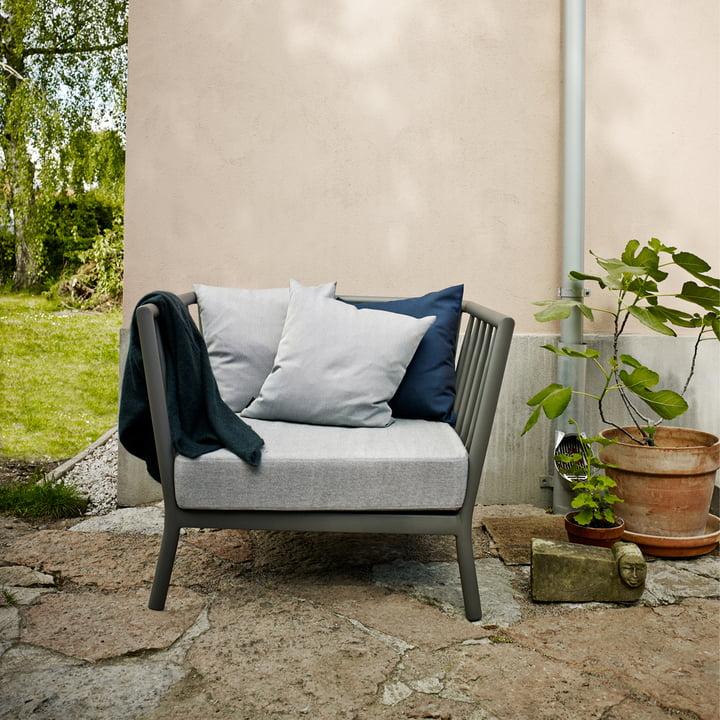 Tradition Sessel für drinnen und draussen